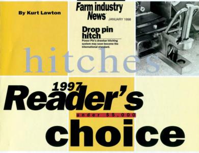 READERS CHOICE 1997